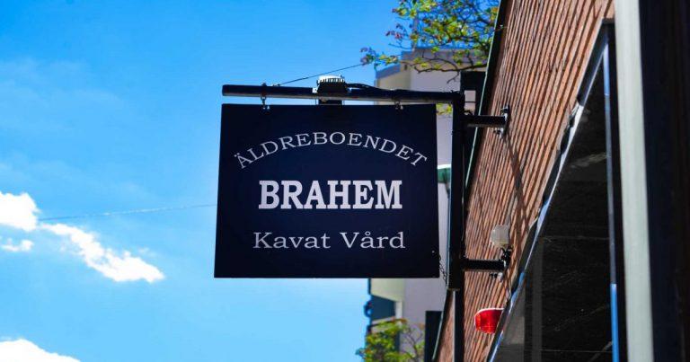 Kavat Vård Brahem, äldreboende, Östermalm, Stockholm.