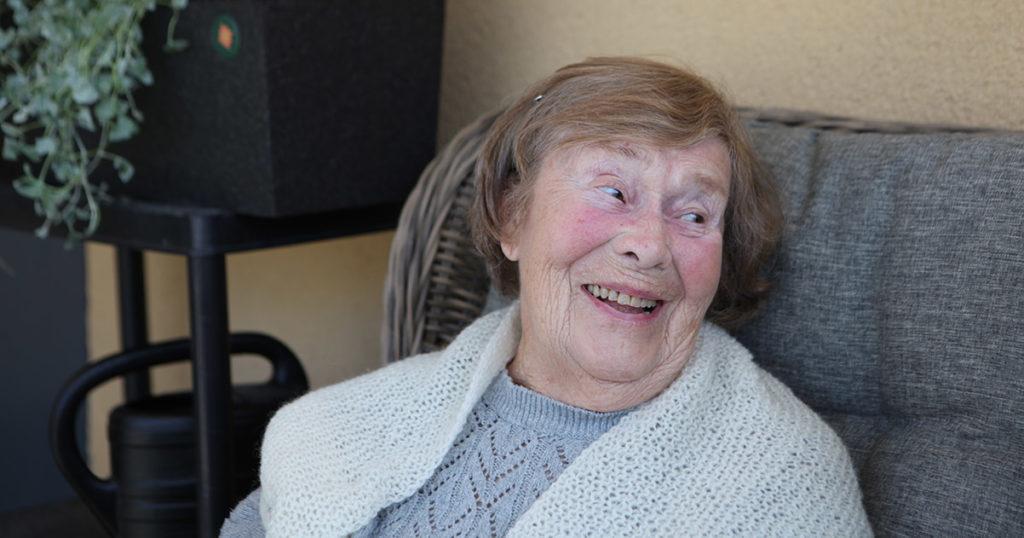 Ingrid berättelse om Wallinska äldreboende i Norrtälje.