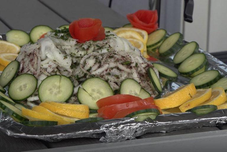 Mat och måltider från Kavat Vårds äldreboenden.