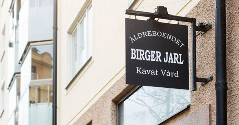 Birger Jarl äldreboende - Norrmalm.